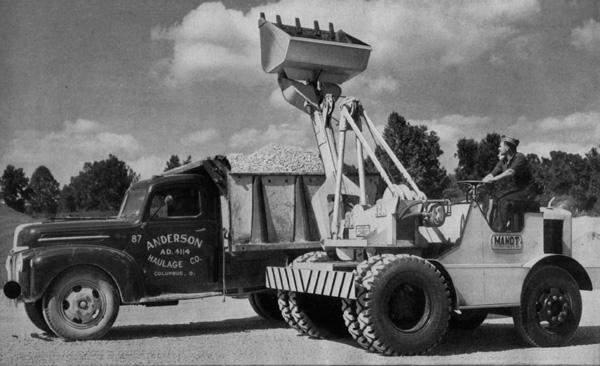Historical Construction Equipment Association - Excavating ...