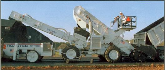 Historical Construction Equipment Association - Paving Equipment